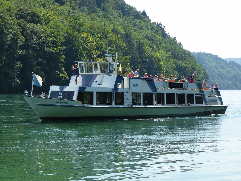 Single schiff bodensee 2013