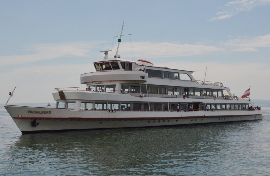 Single schiff ms konstanz