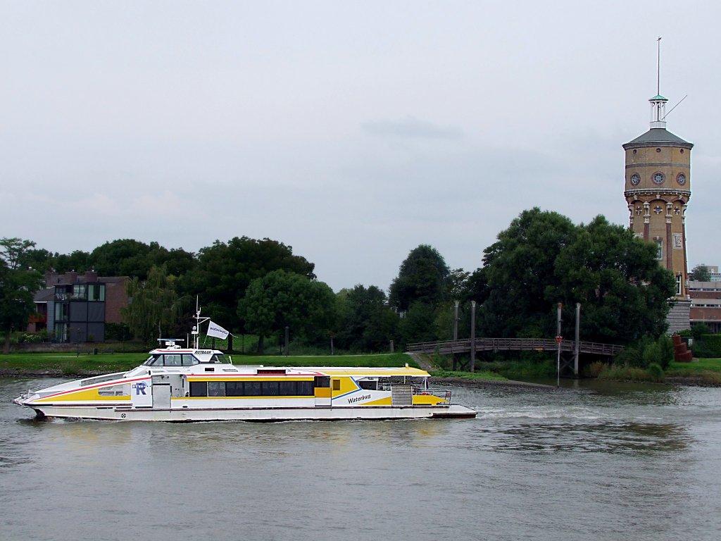 Waterbus bei zwijndrecht 100902 for Ms wappen von juist technische daten