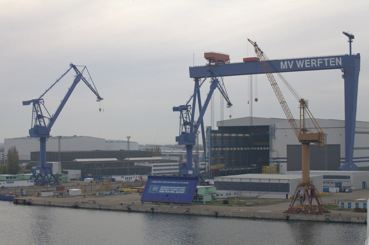 Mv Werft Rostock