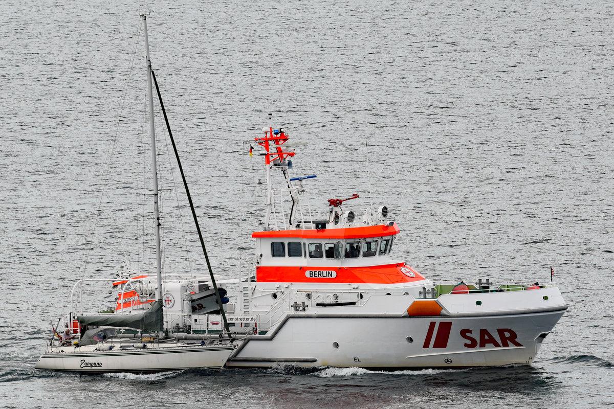 Seenotrettungskreuzer Berlin
