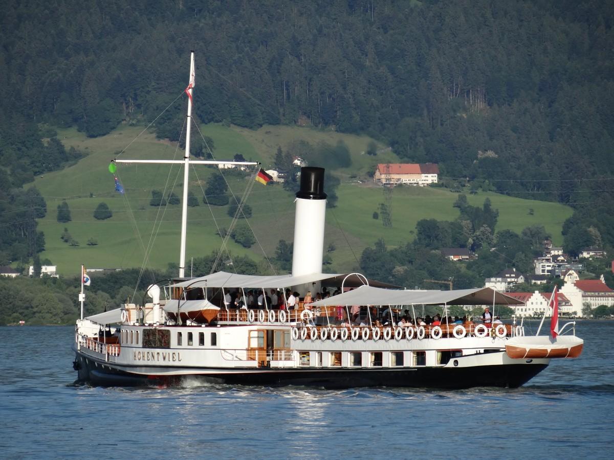 Single schiff friedrichshafen 2014