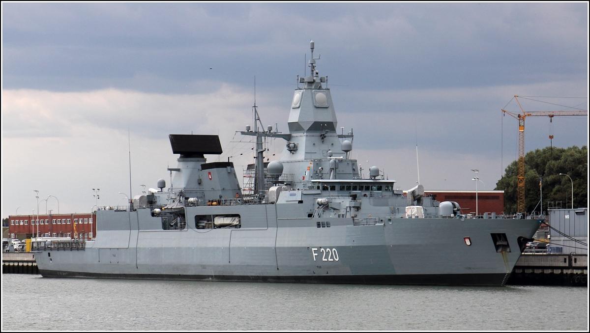 Fregatte Köln F211