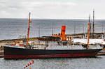 Museumsschiff LA PALMA am 11.02.2017 im Hafen von Santa Cruz de Tenerife