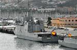 P 42 RAYO am 05.02.2017 im Hafen von Las Palmas de Gran Canaria