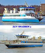 ÄLV-SNABBEN 4 am 9.2.2019 in Göteborg