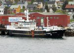 Fischtrawler T-238-T, MS Arctic Pioneer, am 02.09.16 in Tromsoe (NOR)