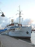 Die Marieholm in Göteborg (August 2010)