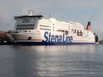 STENA SCANDINAVICA  am 27.8.16 in Kiel