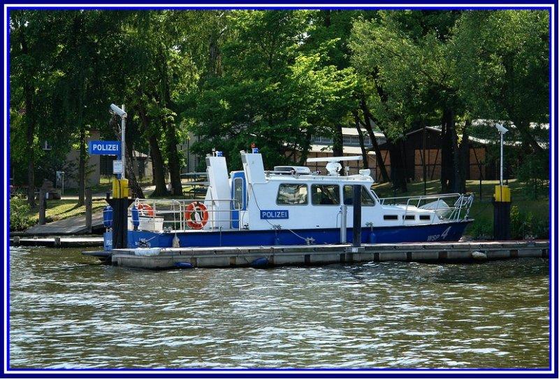Wasserschutzpolizei Potsdam